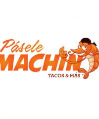 """Tacos de camarón """"El machin"""""""